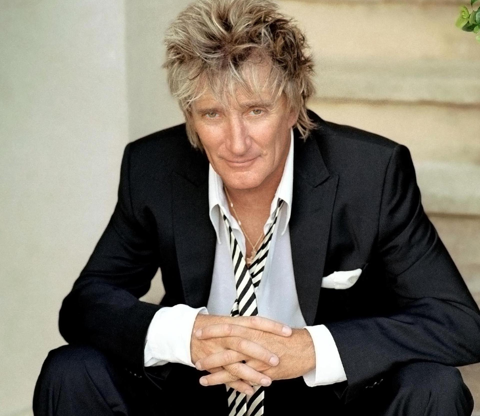 RodStewart - Famous in Muswell Hill: Knowing the Area and its People